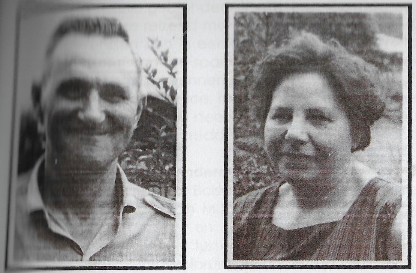 Aron Nunes Vaz en Pauline Nunes Vaz-Stranders