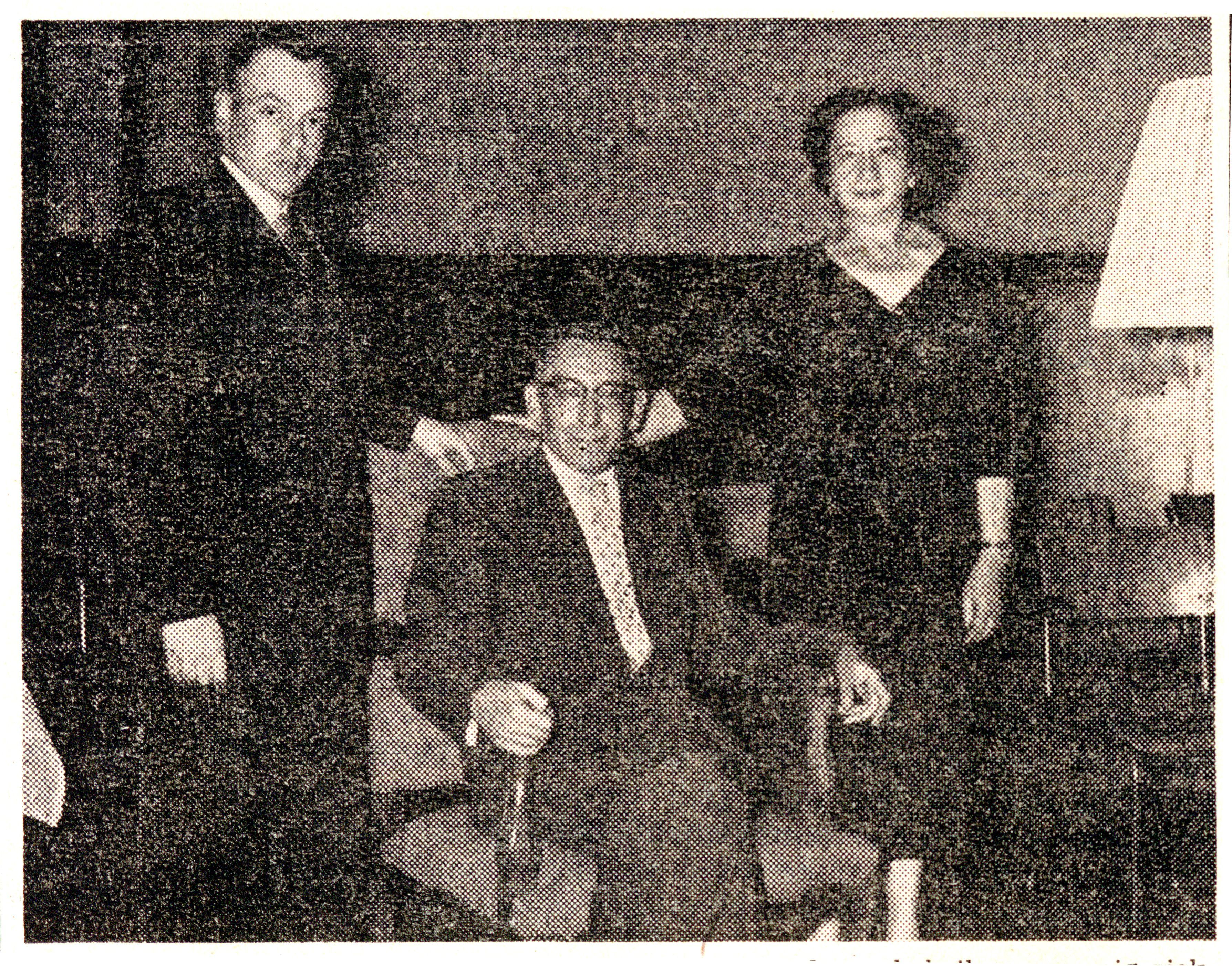 Arnold en Clara Beek
