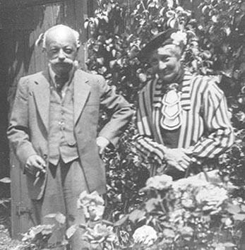 Abraham de Wilde en Sophia Snuijf