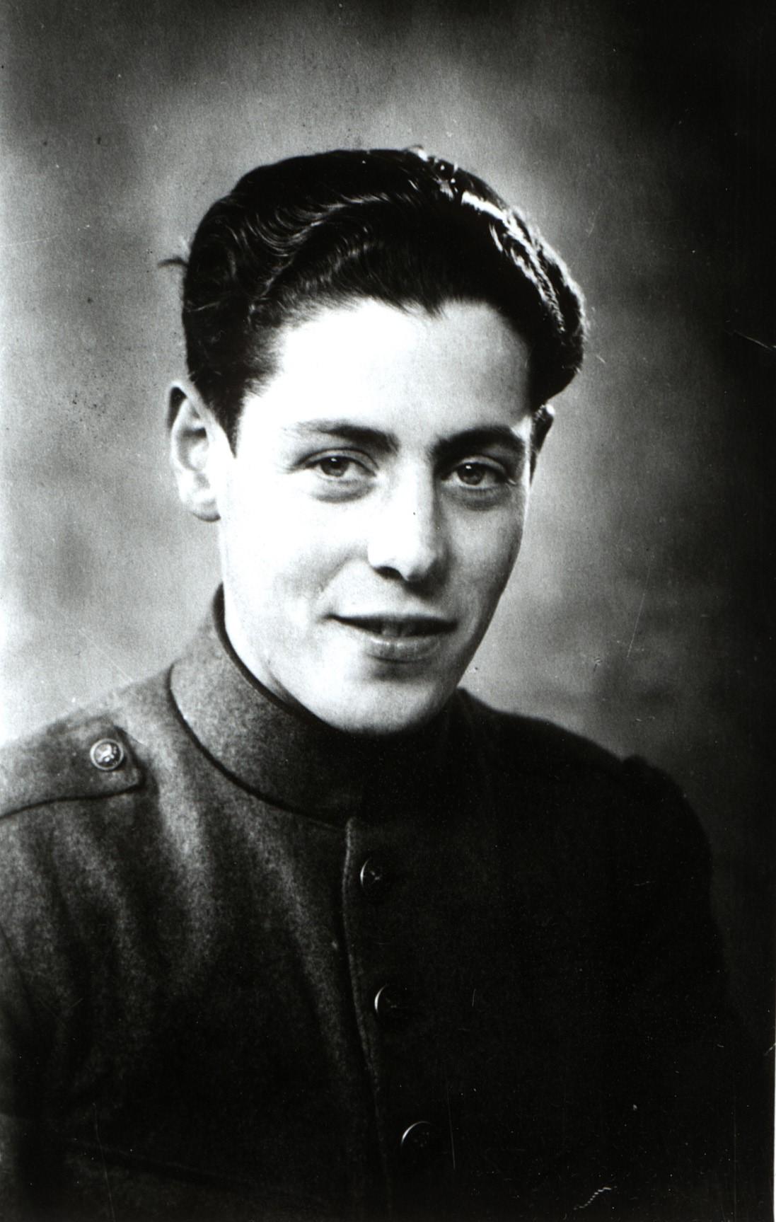 Louis Alfred (Lou) de Jong