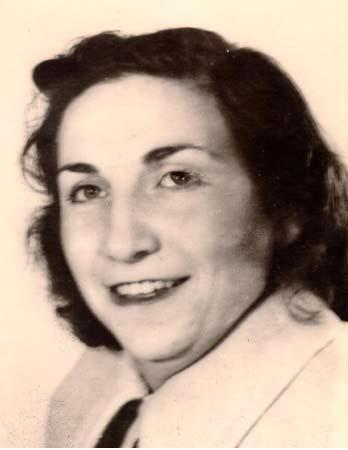 Elizabeth Rosetta van Gelderen