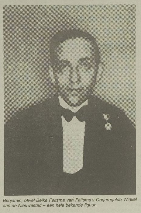 Benjamin Feitsma