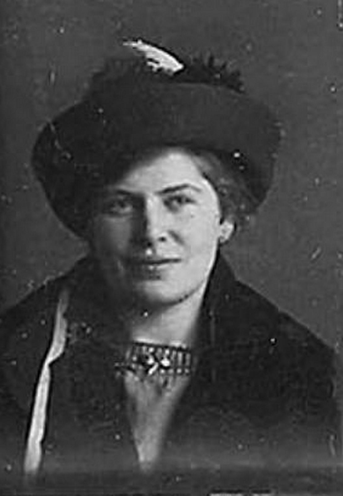 Margaretha (Clara) Aussen-van Witsen