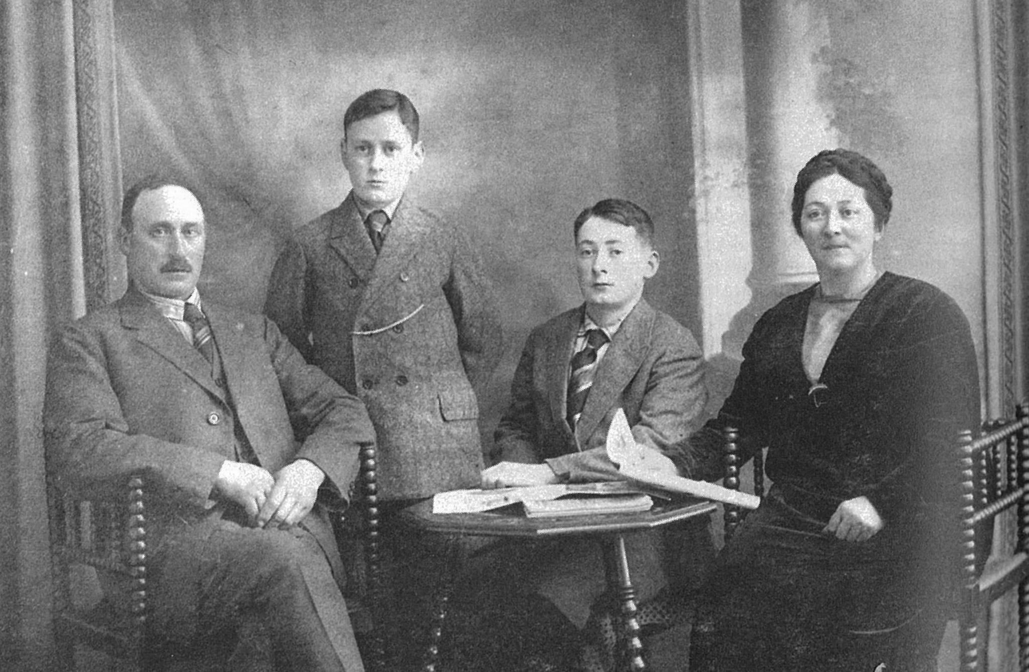 De familie Gudema